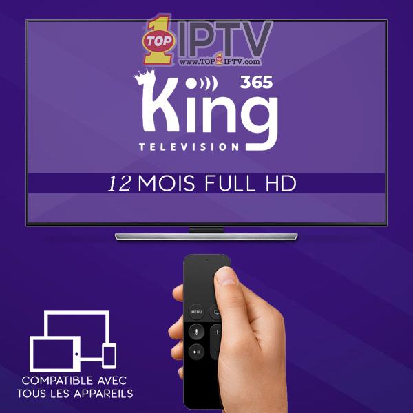 KING365-IPTV-12-mois