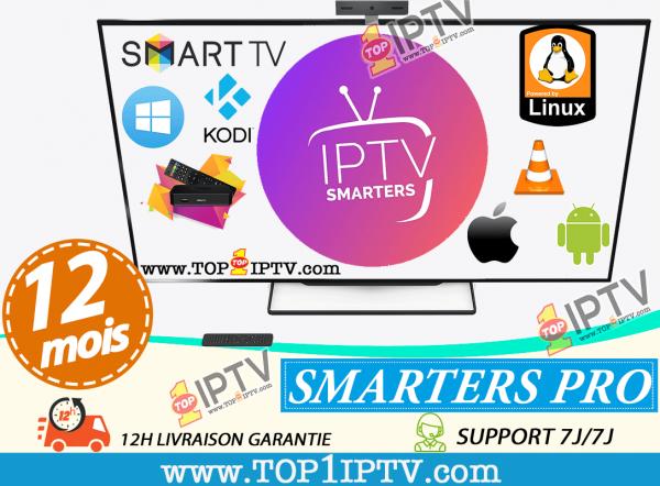 abonnement-IPTV-SMARTERS-IPTV-www.top1iptv.com