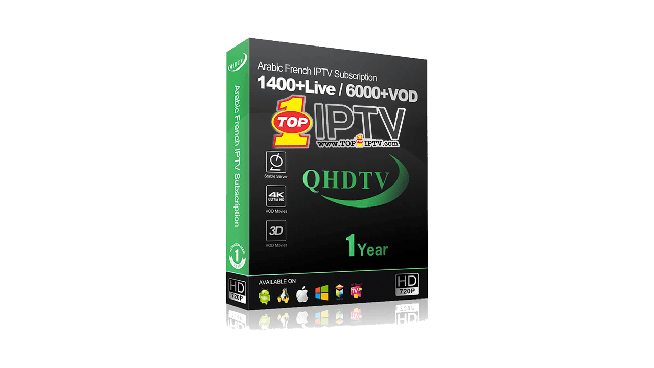 abonnement-IPTV LEADCOOL-QHDTV-IPTV-www.top1iptv.com