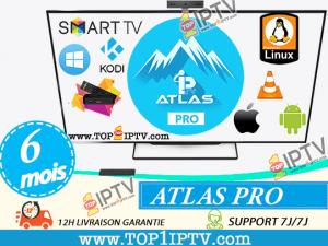 abonnement-IPTV-ATLAS-PRO-6 mois-