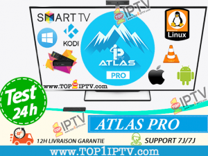 abonnement-IPTV-ATLAS-PRO-Test
