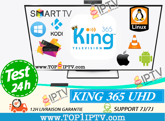 KING365-IPTV- Test -www.top1iptv.com