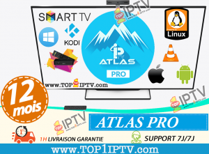 abonnement-IPTV-ATLAS-PRO-12 mois